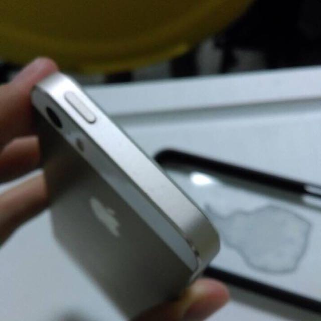 iPhone 5s 16g 金色 急售