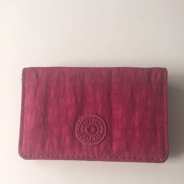 Kipling card case