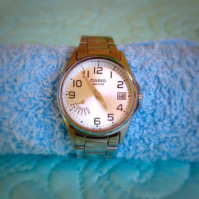 Ladies Casio Watch
