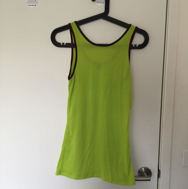 Cheap Monday Low Racer Back Top