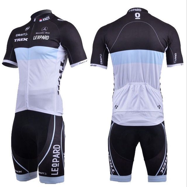 Mercedes Benz Trek Cycling Jersey, Sports on Carousell