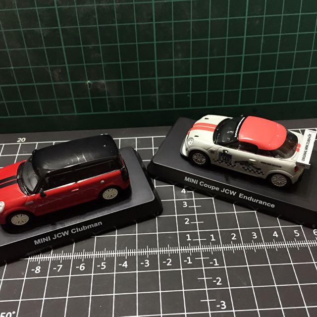 MINI COOPER模型車