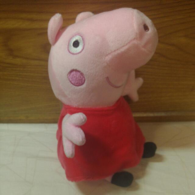Peppa Pig娃娃 佩佩豬 粉紅豬小妹