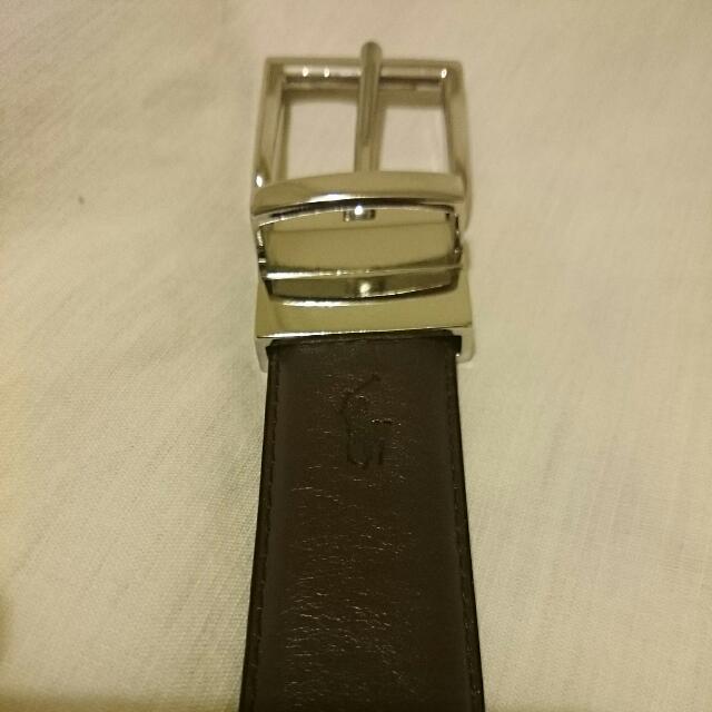 Polo Ralph Lauren Belt Size 28-30 Reversible
