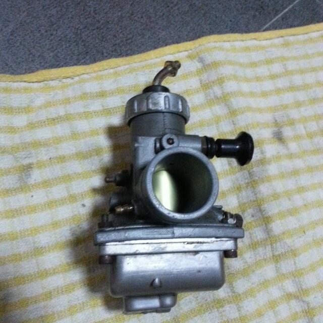 RXZ Mikuni Carburettor