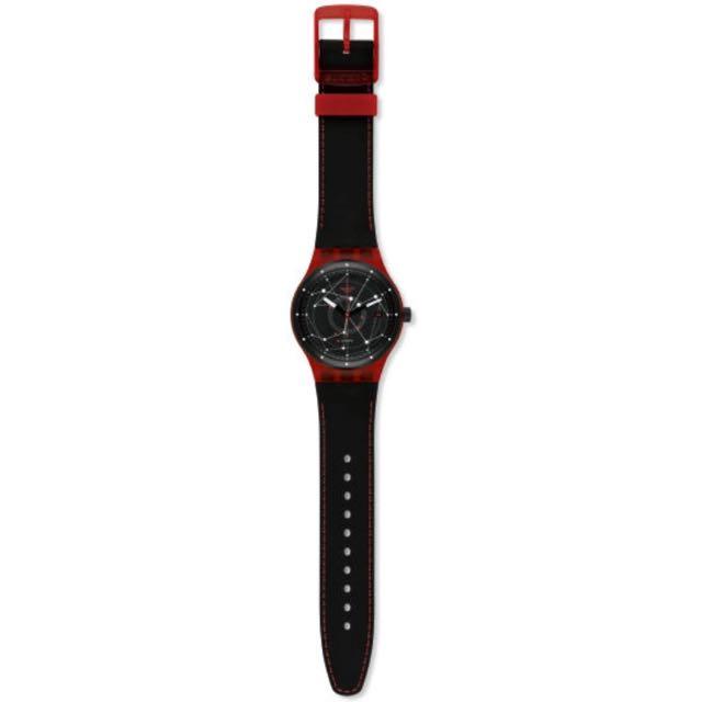 swatch手錶 51號星球