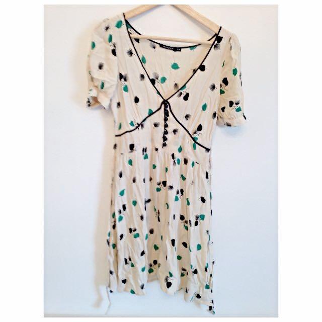Tea dress sz 8