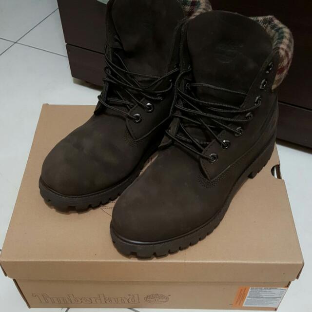 「稀有特賣」Timberland 靴子 8.5號 專櫃正品