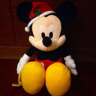 迪士尼 米老鼠玩偶