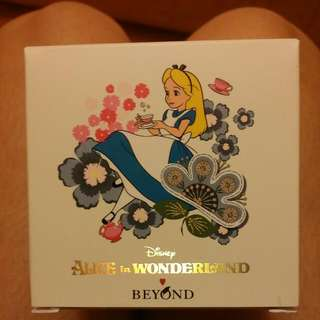 Beyond x Alice in Wonderland 愛麗絲氣墊粉餅