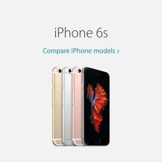 [現貨]Iphone6s/plus 64G*限時搶購