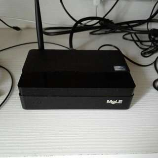 Mele Mini PC TV Box Windows 10