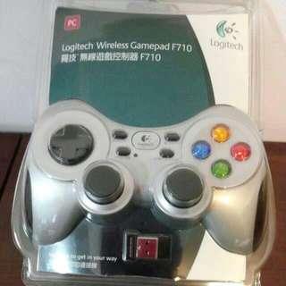 🌀羅技無線遊戲控制器 F710