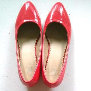 Pink Flats/ Heels