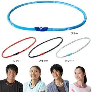 (預購)日本phiten鈦項圈