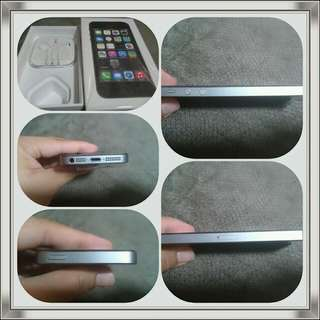 IPhone 5s 16gb - space Grey