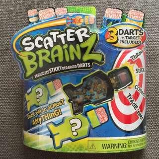 Scatter Brainz Sticky Darts