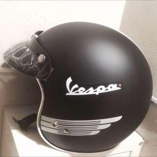 Vespa 消光原廠安全帽 限量100頂