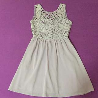 Lara J Purple Dress