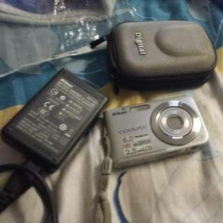 NIKON-COOLPIX -8 megapixel Camera