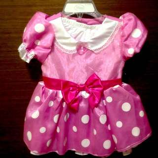 Cute Minnie Mouse Dress