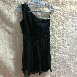 Toga Short Dress