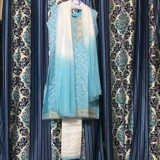 Pastel Coloured Punjabi Suits