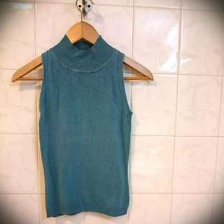 Seed Knitted Sleeveless Top (Preloved)