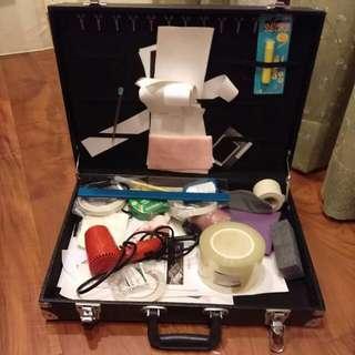 地舗 工具箱 和一些包膜工具