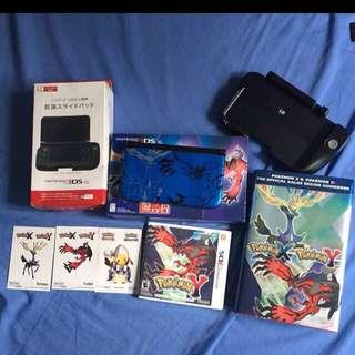 Nintendo 3DS XL BUNDLE!