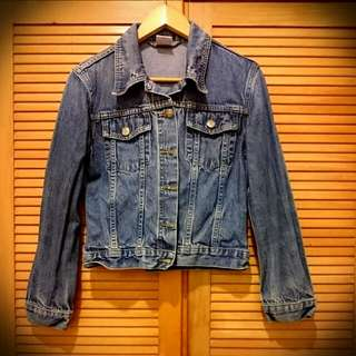 Bay Denim Jacket (Preloved)