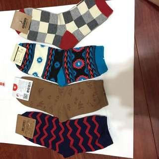韓版襪子全新