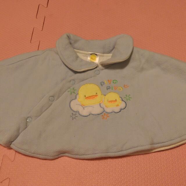 黃色小鴨披風