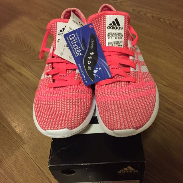 adidas 粉色女鞋 美國買回 全新 正品