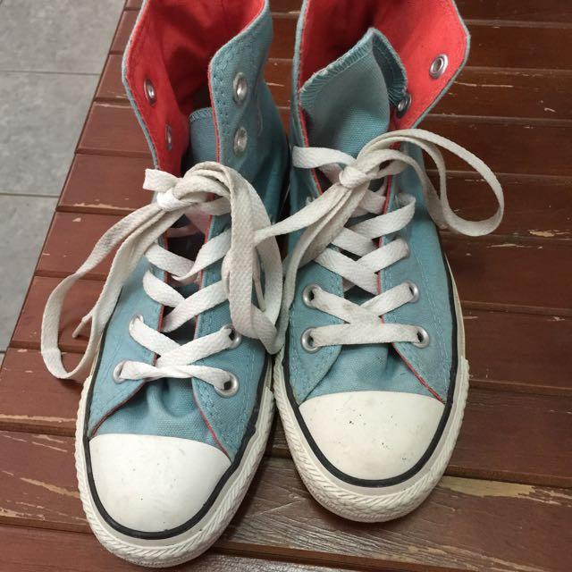 All Star高筒鞋