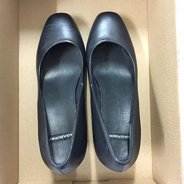 Black High Heels Shoes