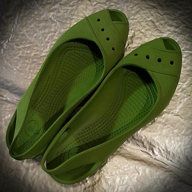 crocs防水鞋8碼