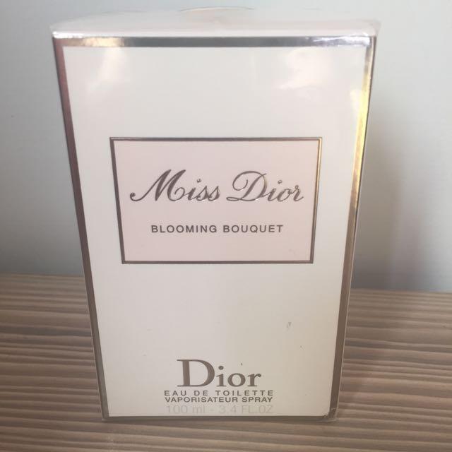 Dior 女性淡香水 100ml 未拆封