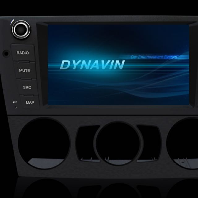 Dynavin n6 For BMW E90 manual Climate Aircon Control, Cars on Carousell