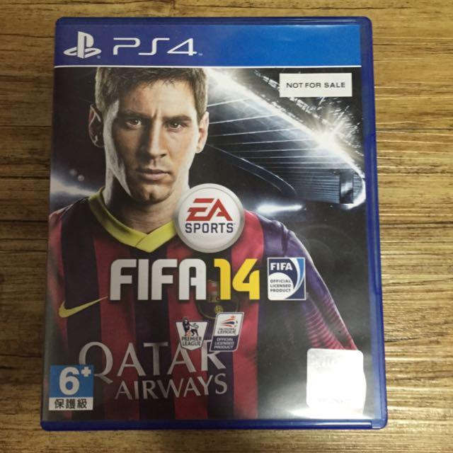 Fifa 14: PS4