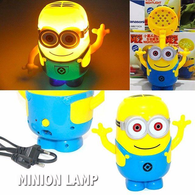 Minion Lamp