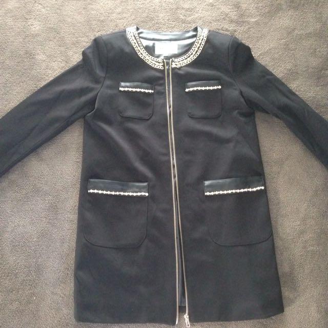 Redial Black Jacket