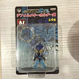 Kamen Rider 000 Blue Key Chain(mib)