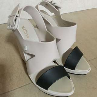 Melissa Wedge Shoes