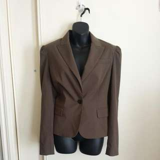 Esprt Brown Blazer