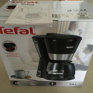 Brand New Tefel CM308 coffee Maker