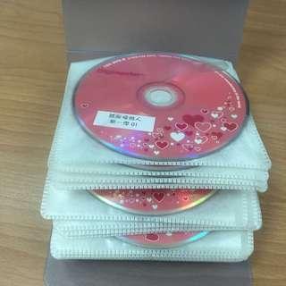 (保留中)誰是接班人第一至第五季DVD光碟版