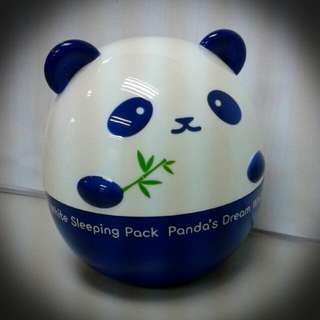 (BN) Tony Moly Panda's Dream White Sleeping Pack