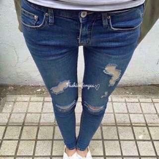 (已預訂) Fashion For YES 百搭牛仔褲