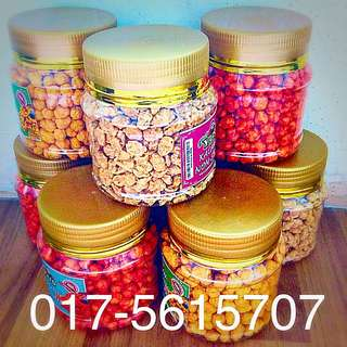 Kacang & Jagung Ranggup